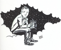 Dream Lord (Doctor Who) by Dean Trippe Comic Art