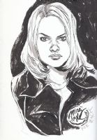 Rose Tyler (Doctor Who) by Ming Doyle Comic Art