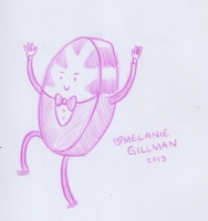 Peppermint Butler (Adventure Time) by Melanie Gillman Comic Art