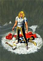 Rafael L�pez Esp�: Cover THOR Vertice Vol. 1 n�20 Comic Art