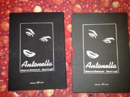 Antonella (OOP - Out of Print) Comic Art