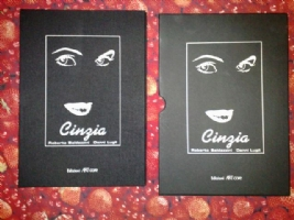 CINZIA (OOP - out of print) Comic Art