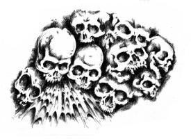 Da Vinci's Demons Tattoo, Comic Art