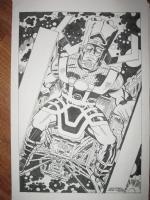 Galactus  Comic Art