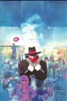 sienkiewicz shadow cover  Comic Art