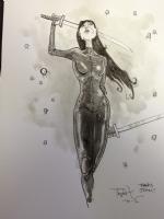 Singularity 7 - Ben Templesmith Comic Art