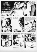 Freaks Comic Art