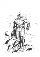 Batman: Earth One by Gary Frank Comic Art