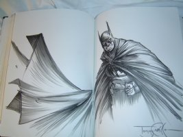 Batman by Tommy Castillo Comic Art