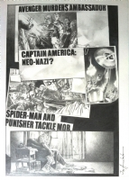 Marvel Eye of the Camera 4 p.3 Jay Anacleto Comic Art