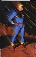 Steve Rude MIRACLEMAN !! Comic Art