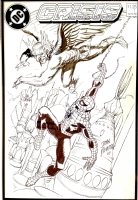 Crisis on Thanagar-616 Comic Art