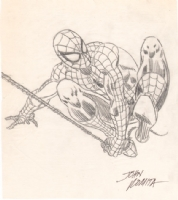 Spider-man - John Romita Sr Comic Art