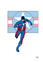 The Guardsman Comic Art