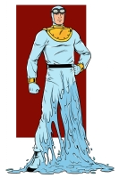 Hydroman Comic Art