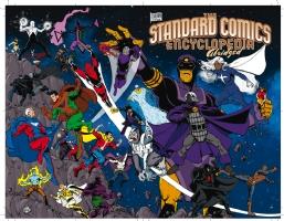 Standard Comics Encyclopedia on IndyPlanet Comic Art