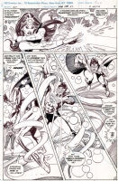 Action Comics #540 page 2 Comic Art