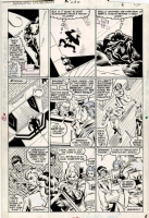 The Amazing Spider-Man #286 page 6 Comic Art