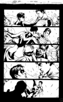 Nightwing #116 page 6 Comic Art