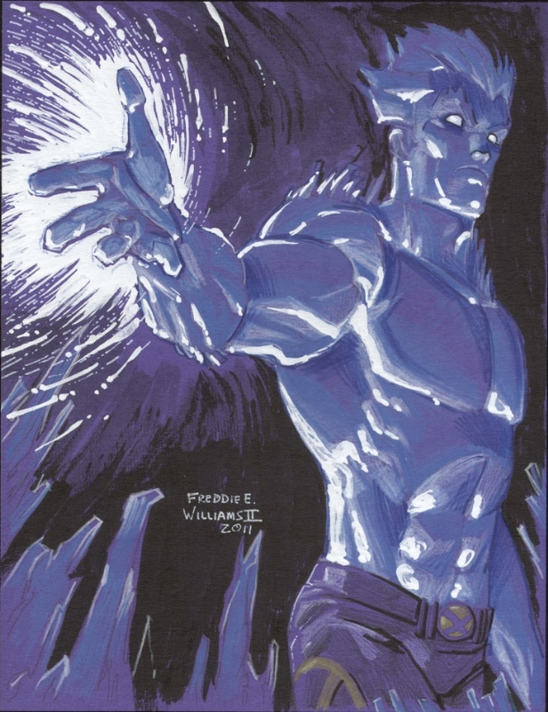 Iceman by Freddie Williams II FOR SALE, in Frederic M's 4 SALE ...
