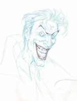 The Joker by Oscar Jimenez Comic Art