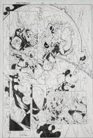 Spiderman 52 p15 by Francisco Herrera Comic Art