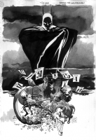Tim Sale Batman Long Halloween  Comic Art