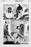 Kelley Jones Batman 525 page 22 Comic Art