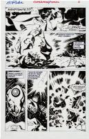 Steve Rude Adventures of Superman Chapter 51 Page 5 Original Art (DC, 2014).... Comic Art