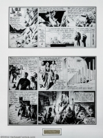 Flash Gordon 1938  Alex Raymond Comic Art