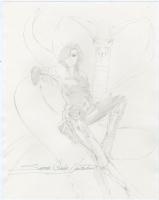SAMUEL CLARKE HAWBAKER - Viper Comic Art