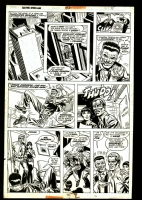 Amazing Spiderman 142 pag.15 Ross Andru Comic Art