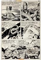 Jimmy Olsen #148, page 14 Comic Art