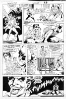 Alan Davis -  Detective Comics 569 - Batman, Robin, Joker, Catwoman Comic Art