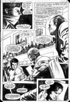 Gene Colan - Batman 349 Comic Art