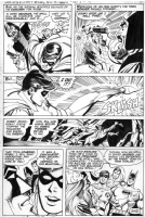 Ric Estrada & Dick Giordano - World's Finest #265 pg 15 Comic Art
