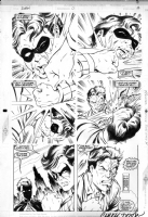 Tom Grummett  - Robin #0 page 18 Comic Art