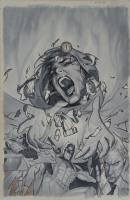 Pandora Comic Art