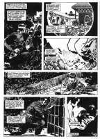 Zaffino - Punisher: Kingdom Gone p.33 Comic Art