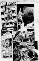 BATMAN n.560 PAG.11 Comic Art