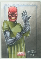 Red Skull, Comic Art
