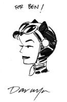Catwoman, by Darwyn Cooke Comic Art