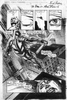 Marvel Comics Presents #151 page 14 (Daredevil), Comic Art