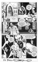 Azrael #83 page 9 Comic Art