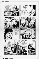 Gotham Central #6 page 5 Comic Art