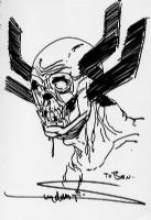 Grim Reaper, by Arthur Suydam Comic Art