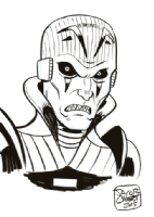 Imperial Inquisitor, by Jacob Chabet Comic Art