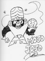 Mojo Jojo, by Derek Charm, Comic Art