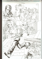 Fables: Werewolves of the Heartland OGN page 21, Comic Art