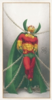 Mister Miracle, Comic Art